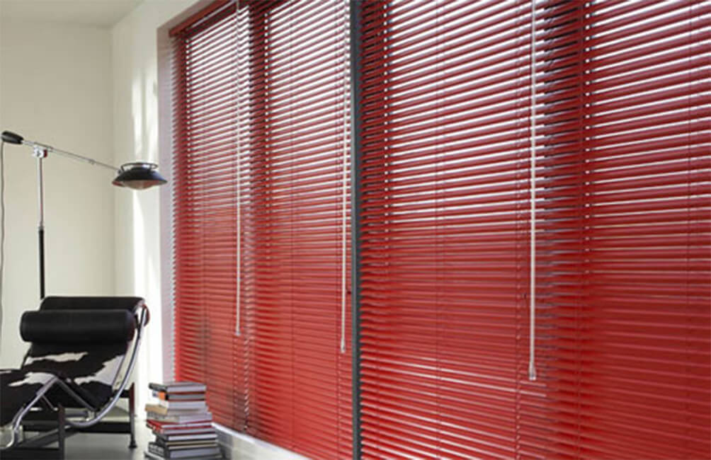 Aluminium Venetian Blinds 1