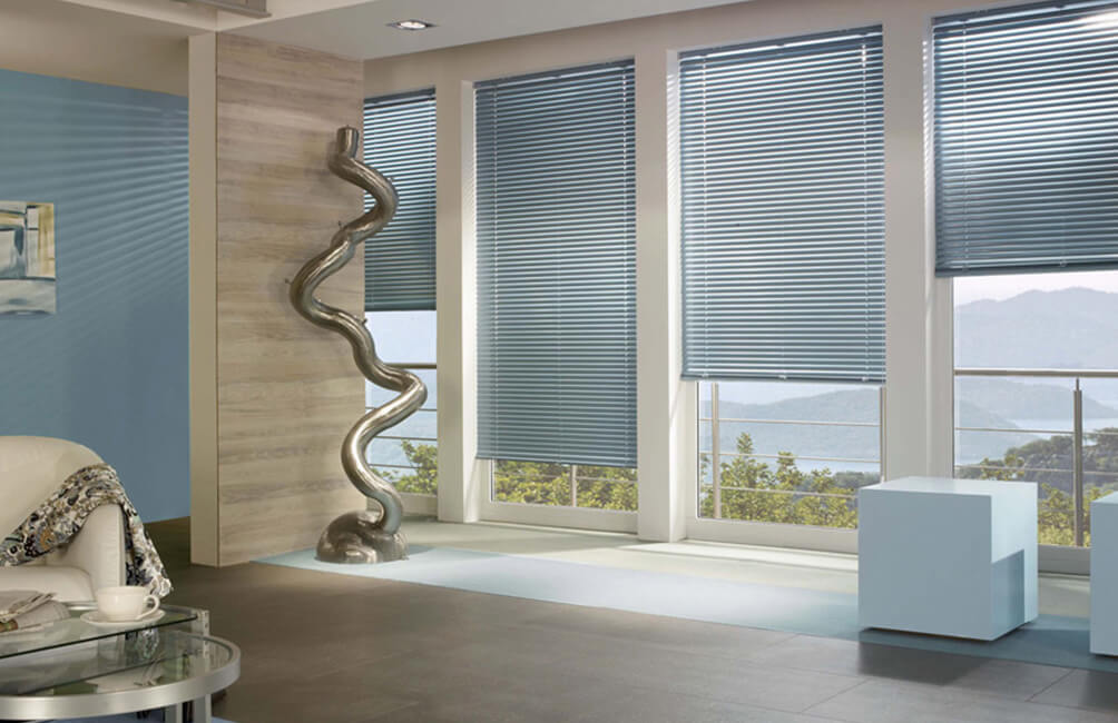 Aluminium Venetian Blinds 2