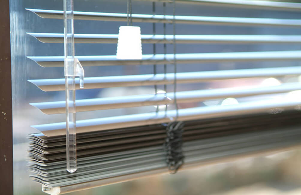 Aluminium Venetian Blinds 3