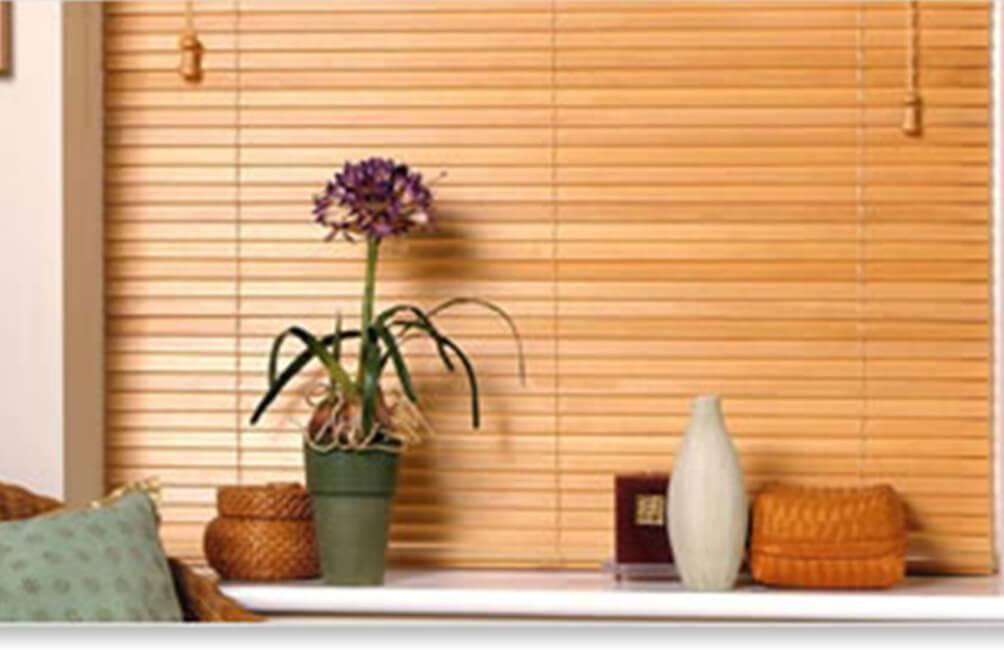 Wood Stat Venetian Blinds 2
